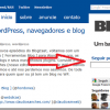 "Novo gadget do Blogger ""Seguir por e-mail"": Newsletter padrão do Blogger"