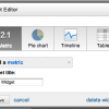 Nova interface do Google Analytics