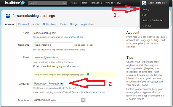 twitter-portugues-configurar-settings