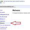 Blogs do Blogger estão infectados com Malware