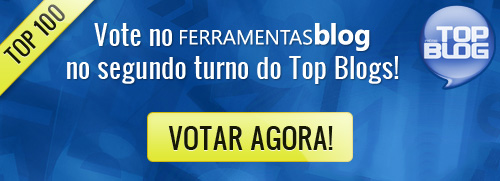 Vote no Ferramentas blogs no Top Blogs 2011