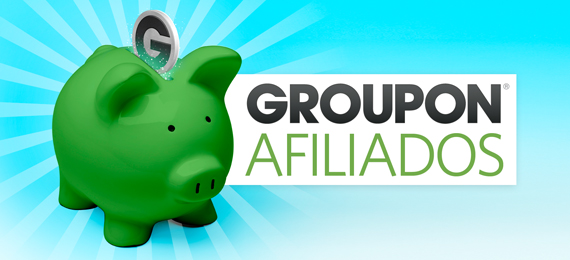 Programa Afiliados do Groupon