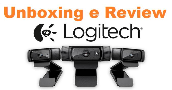 Melhor modelo de câmera para Internet: Logitech HD Pro C920