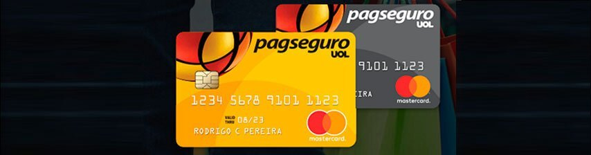 Cartão de Crédito pré-pago do PagSeguro